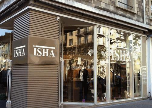 Boutique de vêtements pour femme à Caen
